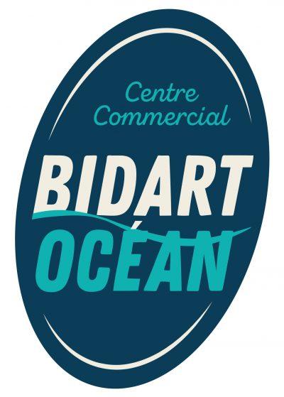 Logo Centre Commercial Bidart Oéan