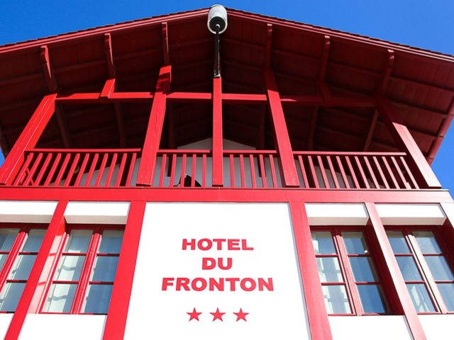 Hôtel du Fronton