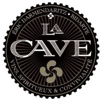 La Cave, Bidart, vente de vins et spiritueux : le logo
