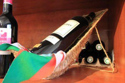 La Cave, Bidart, vente de vins et spiritueux : vin et chistera