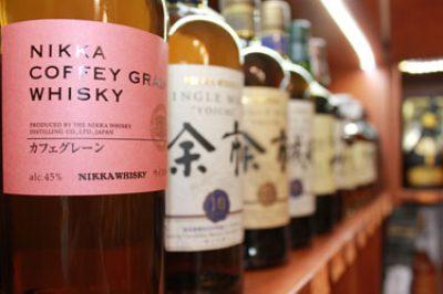 La Cave, Bidart, vente de vins et spiritueux : les whisky