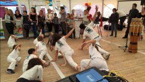 capoeira telethon bidart