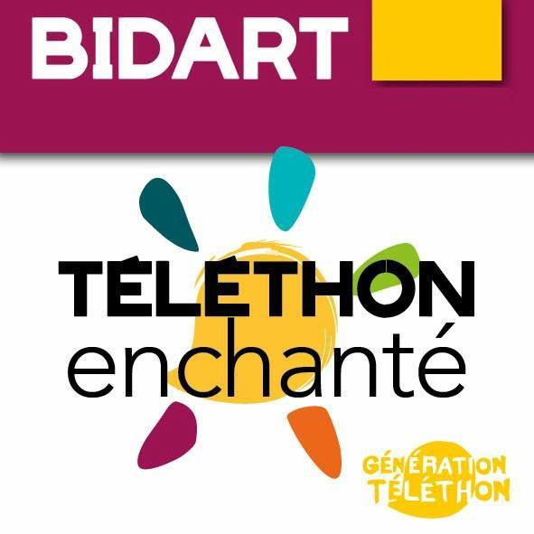 telethon bidart