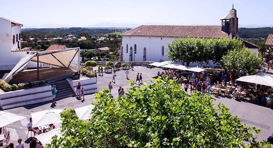 place village bidart